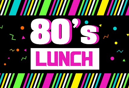 80s Lunch with Jon & Kate